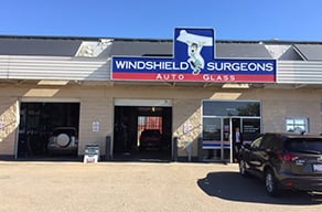 Edmonton South Windshield Surgeons Auto Glass