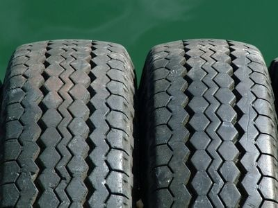 Dual Truck Tires