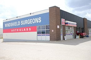 Windshield Surgeons East Edmonton Location